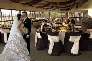 Albury Racecourse Wedding med format